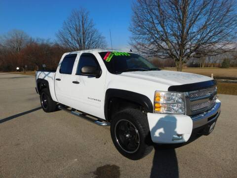 2011 Chevrolet Silverado 1500 for sale at Lot 31 Auto Sales in Kenosha WI
