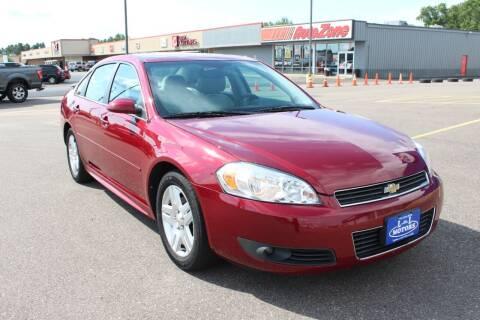 2011 Chevrolet Impala for sale at L & L MOTORS LLC - REGULAR INVENTORY in Wisconsin Rapids WI