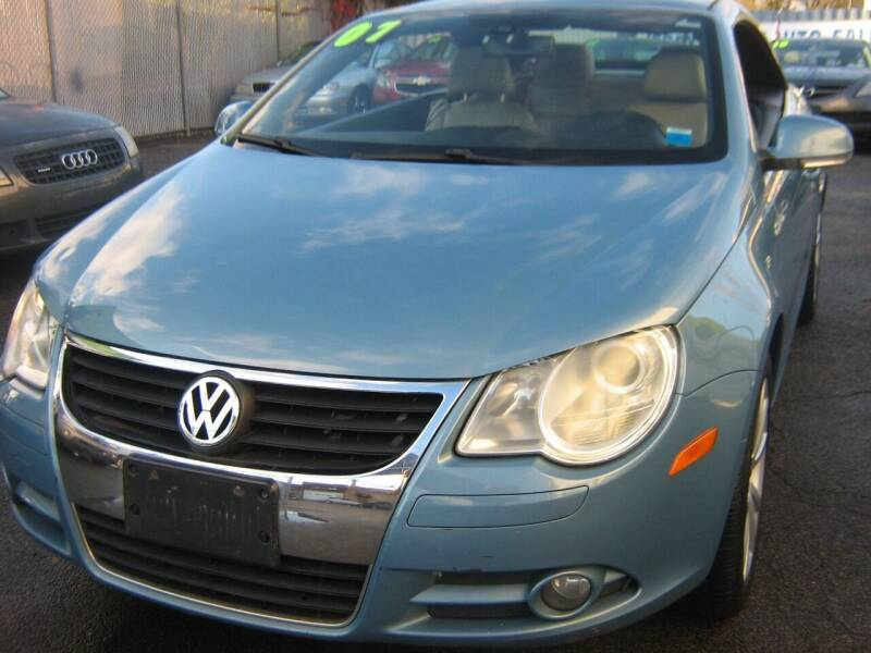 2007 Volkswagen Eos for sale at JERRY'S AUTO SALES in Staten Island NY