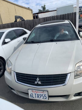 2009 Mitsubishi Galant for sale at GRAND AUTO SALES - CALL or TEXT us at 619-503-3657 in Spring Valley CA