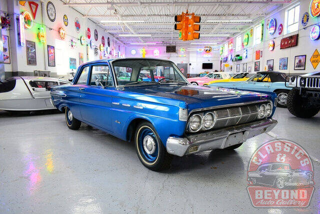 1964 Mercury Comet for sale at Classics and Beyond Auto Gallery in Wayne MI