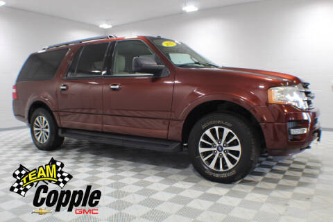 2017 Ford Expedition EL for sale at Copple Chevrolet GMC Inc in Louisville NE
