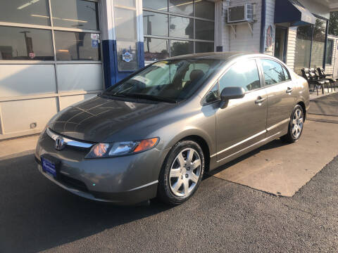 2006 Honda Civic for sale at Jack E. Stewart's Northwest Auto Sales, Inc. in Chicago IL