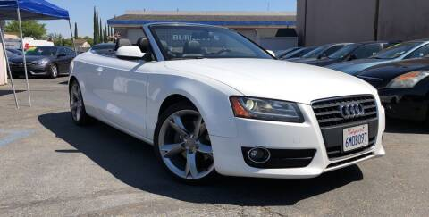 2010 Audi A5 for sale at Cars 2 Go in Clovis CA