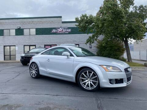 2008 Audi TT for sale at All-Star Auto Brokers in Layton UT