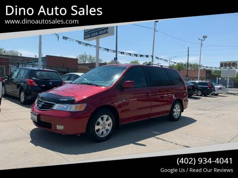 2004 Honda Odyssey for sale at Dino Auto Sales in Omaha NE