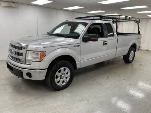 2014 Ford F-150 for sale at Kerns Ford Lincoln in Celina OH
