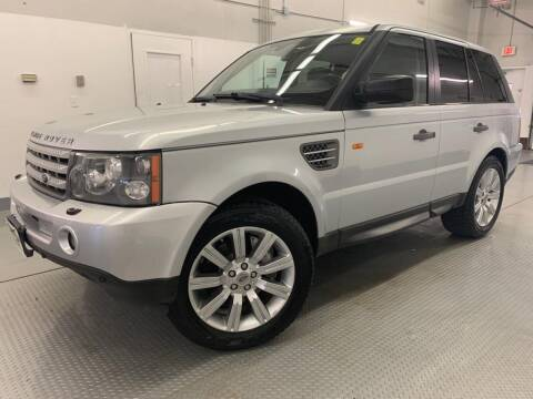 2007 Land Rover Range Rover Sport for sale at TOWNE AUTO BROKERS in Virginia Beach VA