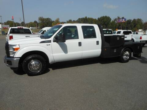 2014 Ford F-350 Super Duty for sale at Benton Truck Sales - Flatbeds in Benton AR