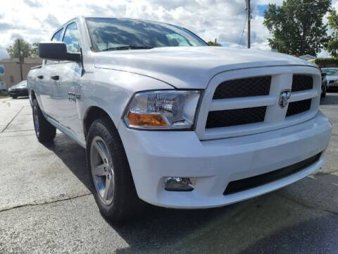 2012 RAM Ram Pickup 1500 for sale at Dixie Automart LLC in Hamilton OH