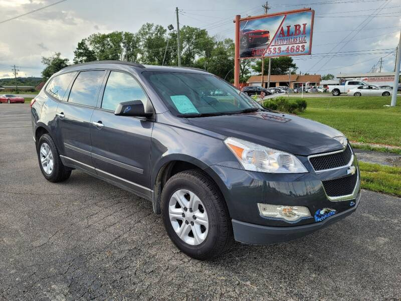 2012 Chevrolet Traverse for sale at Albi Auto Sales LLC in Louisville KY