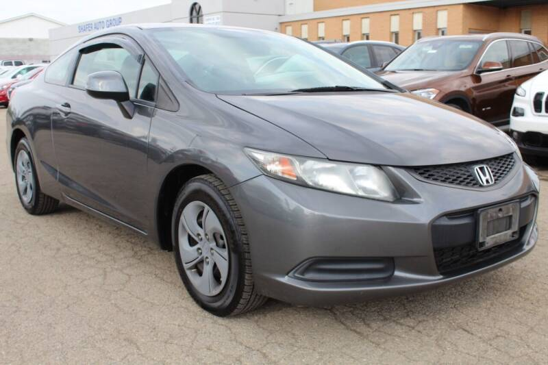 2013 Honda Civic for sale at SHAFER AUTO GROUP in Columbus OH