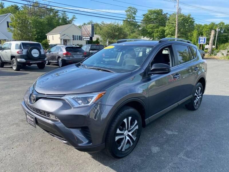 2017 Toyota RAV4 for sale at Platinum Auto in Abington MA