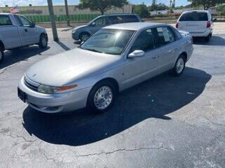 2001 Saturn L-Series for sale at Turnpike Motors in Pompano Beach FL