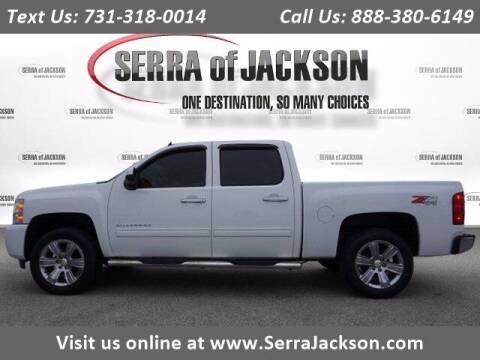 2013 Chevrolet Silverado 1500 for sale at Serra Of Jackson in Jackson TN