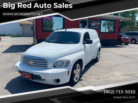 2009 Chevrolet HHR for sale at Big Red Auto Sales in Papillion NE