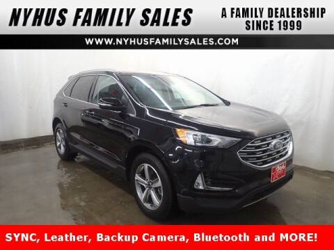 2019 Ford Edge for sale at Nyhus Family Sales in Perham MN