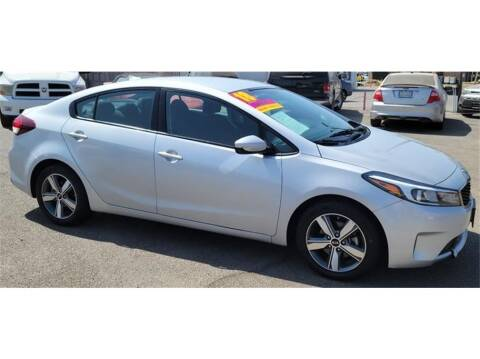 2018 Kia Forte for sale at ATWATER AUTO WORLD in Atwater CA