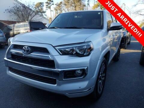 2016 Toyota 4Runner for sale at Impex Auto Sales in Greensboro NC
