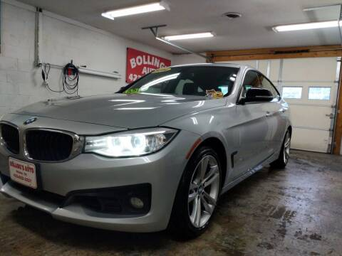 2014 BMW 3 Series for sale at BOLLING'S AUTO in Bristol TN