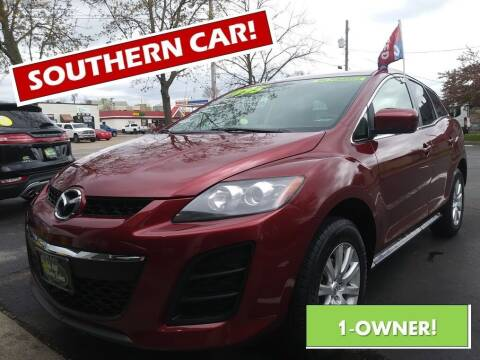 2010 Mazda CX-7 for sale at Oak Hill Auto Sales of Wooster, LLC in Wooster OH