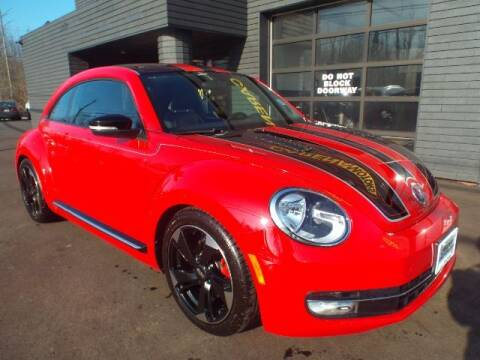 2012 Volkswagen Beetle for sale at Carena Motors in Twinsburg OH