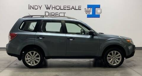2011 Subaru Forester for sale at Indy Wholesale Direct in Carmel IN