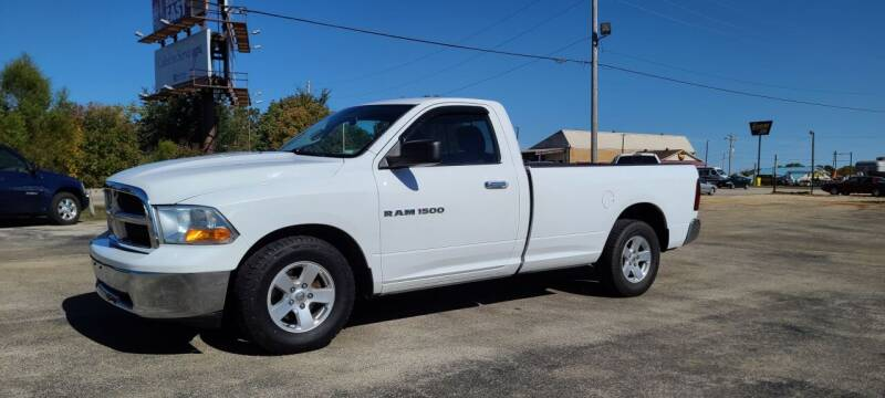 2012 RAM Ram Pickup 1500 for sale at Aaron's Auto Sales in Poplar Bluff MO