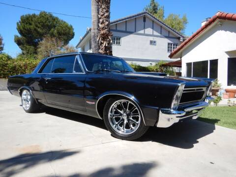 1965 Pontiac GTO for sale at California Cadillac & Collectibles in Los Angeles CA