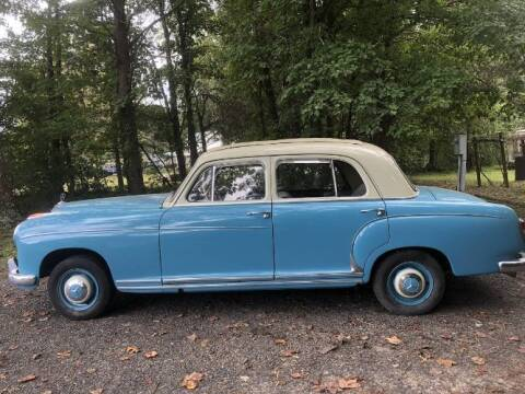 1956 Mercedes-Benz S-Class for sale at Classic Car Deals in Cadillac MI