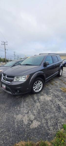 2015 Dodge Journey for sale at Chicago Auto Exchange in South Chicago Heights IL