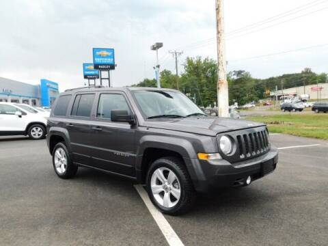 2015 Jeep Patriot for sale at Radley Cadillac in Fredericksburg VA