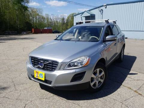 2011 Volvo XC60 for sale at Granite Auto Sales in Spofford NH