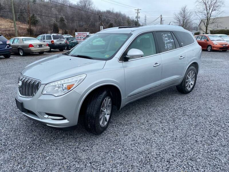 2014 Buick Enclave for sale at Bailey's Auto Sales in Cloverdale VA