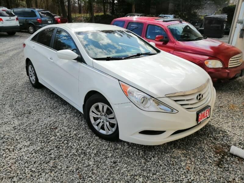 2011 Hyundai Sonata for sale at KRIS RADIO QUALITY KARS INC in Mansfield OH