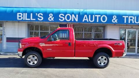 2006 Ford F-350 Super Duty for sale at Bill's & Son Auto/Truck Inc in Ravenna OH
