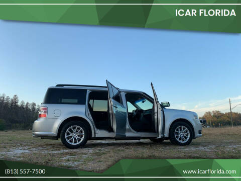 2015 Ford Flex for sale at ICar Florida in Lutz FL
