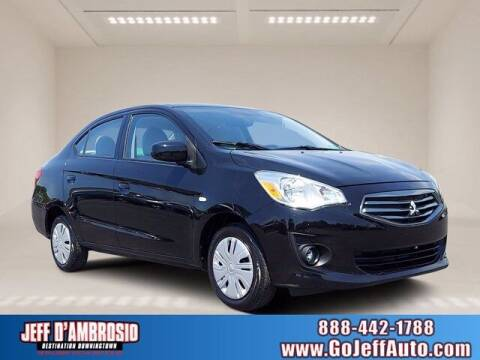 2017 Mitsubishi Mirage G4 for sale at Jeff D'Ambrosio Auto Group in Downingtown PA