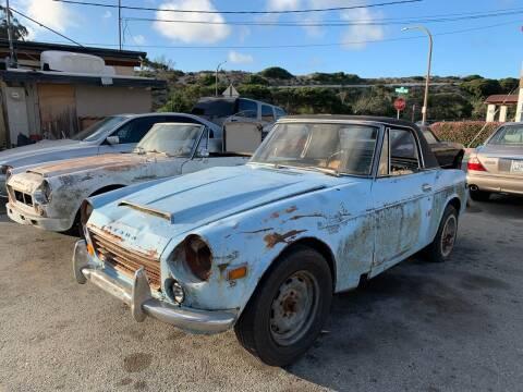 1968 Datsun 1600 for sale at Dodi Auto Sales in Monterey CA