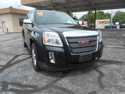 2015 GMC Terrain for sale at Kansas City Motors in Kansas City MO