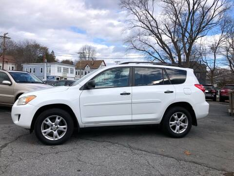 2010 Toyota RAV4 for sale at Top Line Import in Haverhill MA
