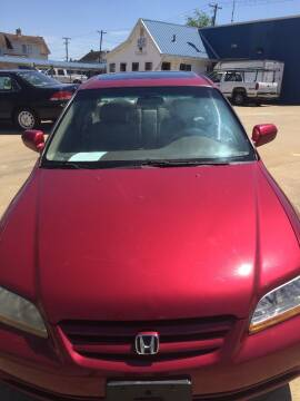 2001 Honda Accord for sale at New Rides in Portsmouth OH