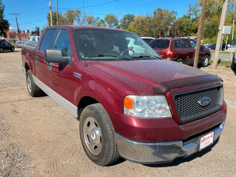 2005 Ford F-150 for sale at Truck City Inc in Des Moines IA