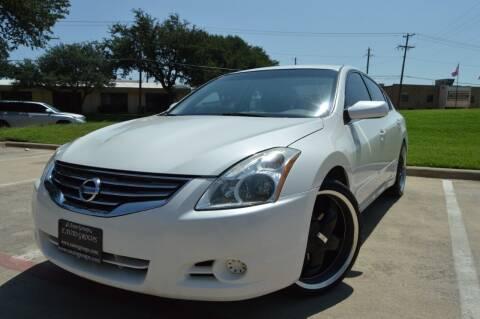 2011 Nissan Altima for sale at E-Auto Groups in Dallas TX