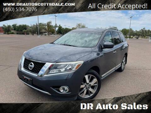 2013 Nissan Pathfinder for sale at DR Auto Sales in Scottsdale AZ