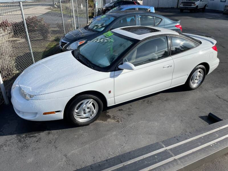 1998 Saturn S-Series for sale at 3 BOYS CLASSIC TOWING and Auto Sales in Grants Pass OR