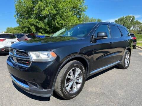 2016 Dodge Durango for sale at North Imports LLC in Burnsville MN