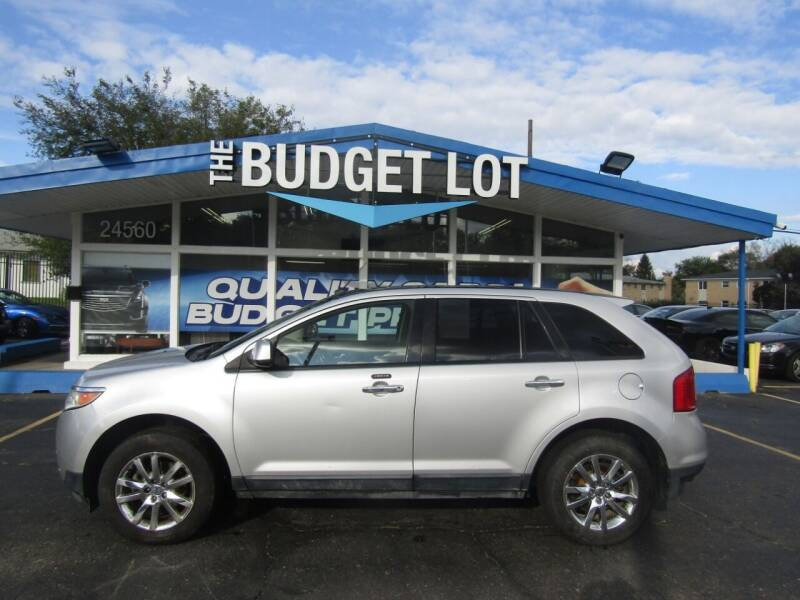 2011 Ford Edge for sale at THE BUDGET LOT in Detroit MI