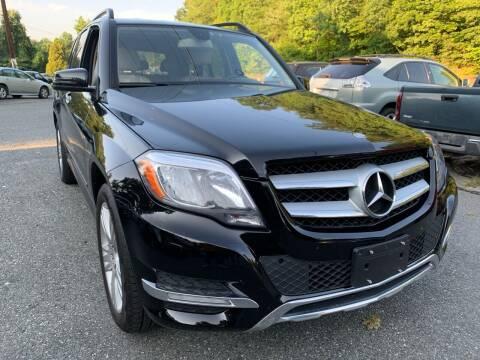 2014 Mercedes-Benz GLK for sale at D & M Discount Auto Sales in Stafford VA
