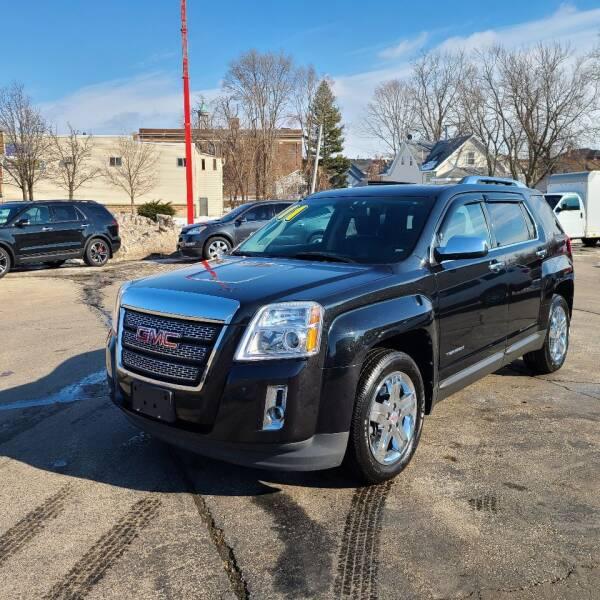 2011 GMC Terrain for sale at Bibian Brothers Auto Sales & Service in Joliet IL